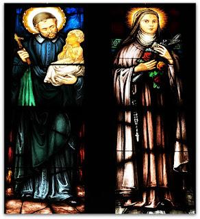 São Vicente e Santa Terezinha - Igreja Matriz de Nova Bréscia (RS)