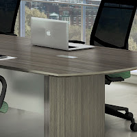 Powered Tables From Mayline at OfficeAnything.com