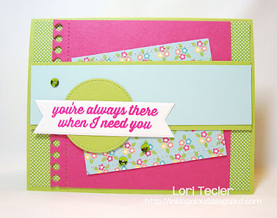You're Always There When I Need You-designed by Lori Tecler-Inking Aloud-stamps and dies from My Favorite Things