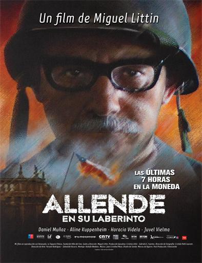 Ver Allende en su laberinto (2014) Online