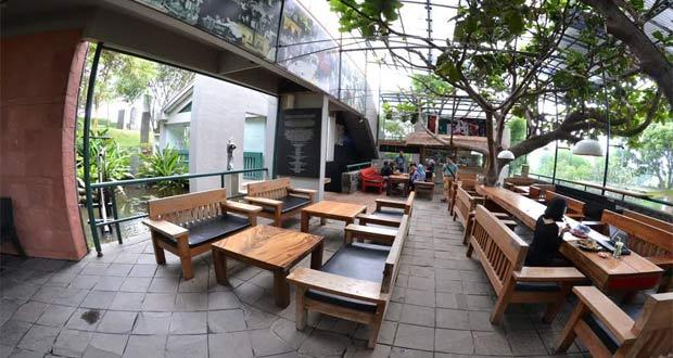 Selasar Sunaryo Art Space (Foto : ursamadjor.com)