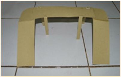 Langkah-Langkah Kerja Pembuatan Miniatur Jembatan 2