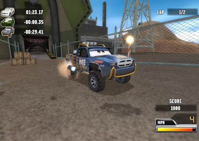 Cars Race-O-Rama (PS2) 2009