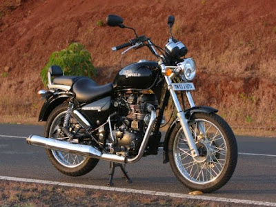 Royal Enfield Thunderbird 500;