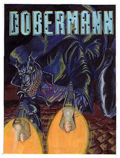 Le Doberman par Stan & Vince