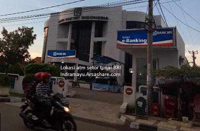 INI !!! lokasi terdekat Atm Setor Tunai BRI INDRAMAYU Jawa ...