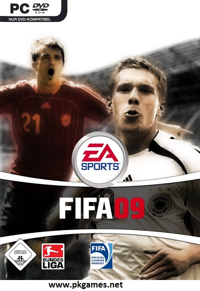 Fifa 2009 game top games and softwares for pc full version.