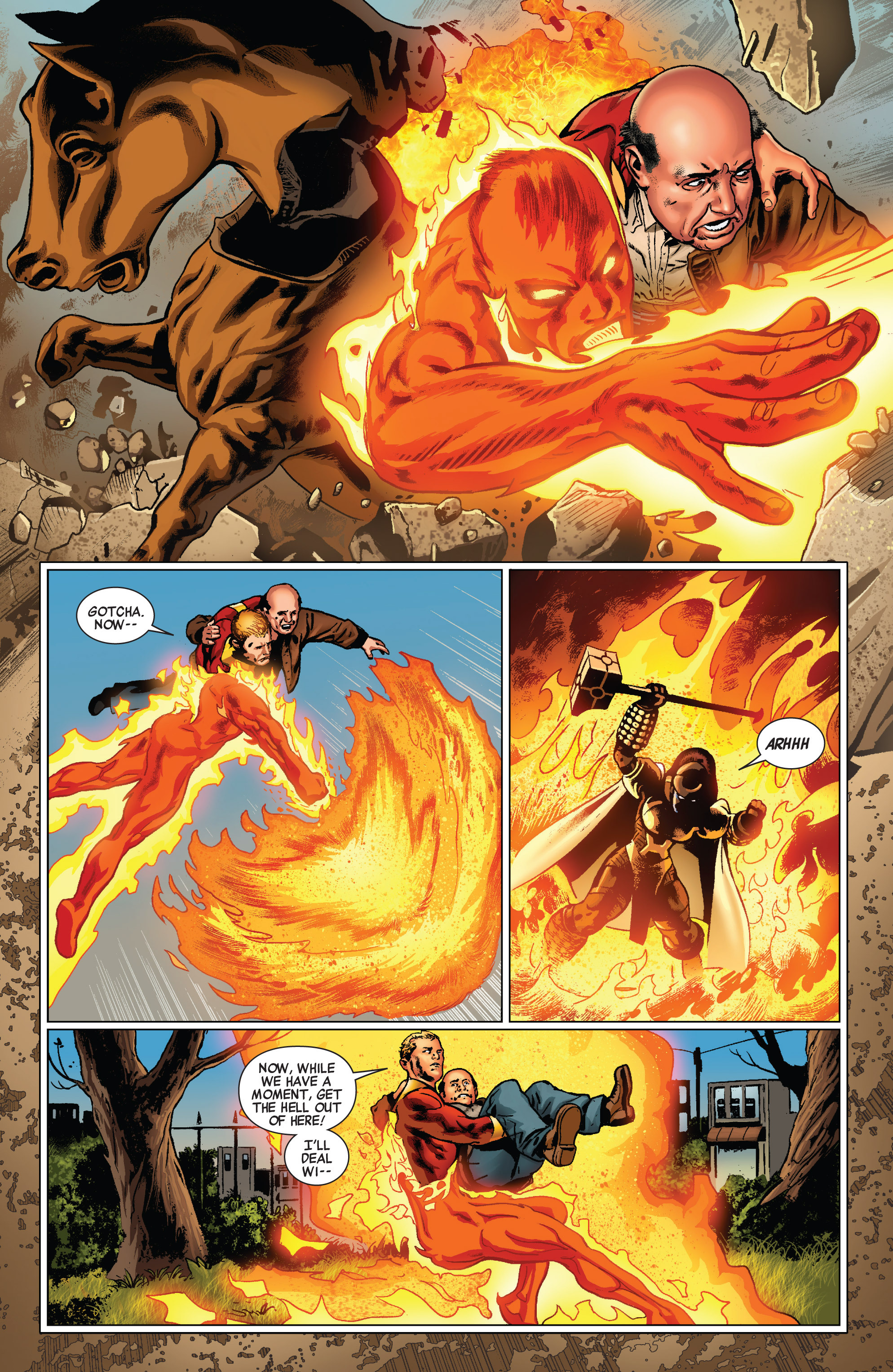 Read online All-New Invaders comic -  Issue #1 - 15
