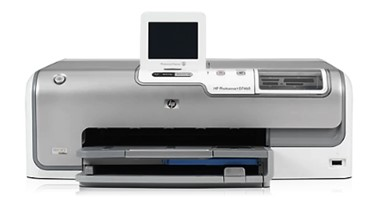 HP Photosmart D7400 Download drivers & Software
