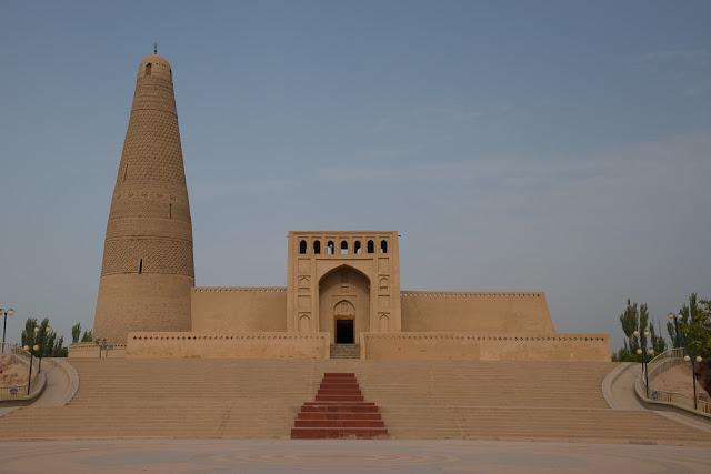 Emin Minaret mosque, Turpan, Xinjiang