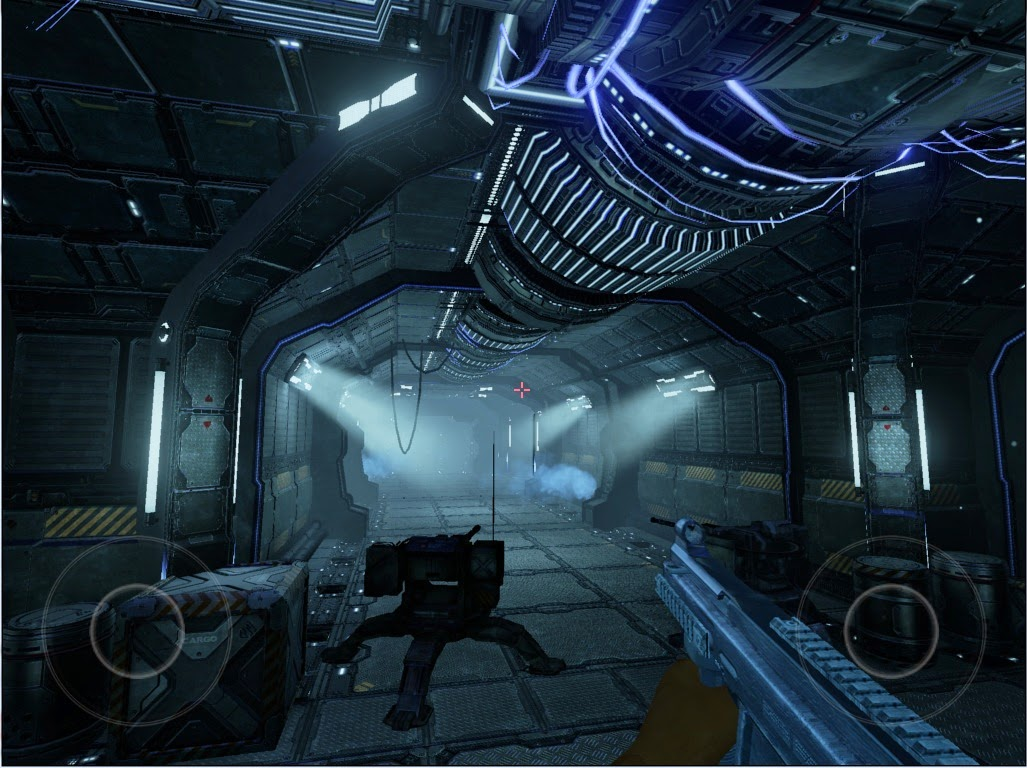 [Mobile] SCI-FI First Person Shooter