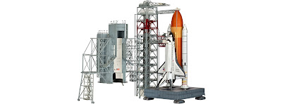 Launch Tower & Space Shuttle picture 1