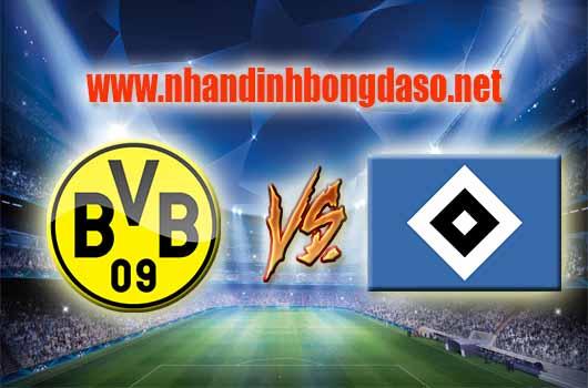 Nhận định bóng đá Borussia Dortmund vs Hamburger, 02h00 ngày 05/04
