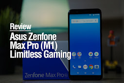 Review 3 bulan pemakaian zenfone max pro m1 !! Smartphone yang tidak terlalu smart