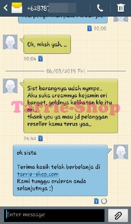 Testimoni Deoonard 7 Days Cream Day Night