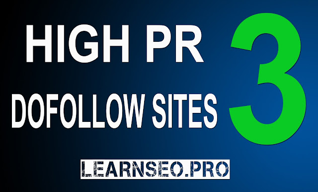 HIGHPR 3 Directory Submission sites