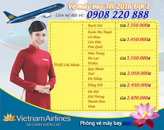 Vé máy bay tết đi Quy Nhơn 2018