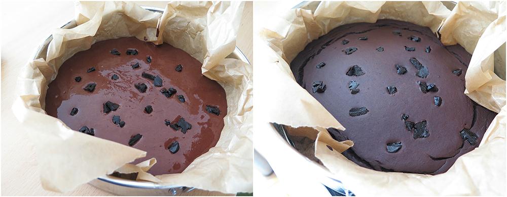 Smacznego! | Fasolowe brownie ze śliwką