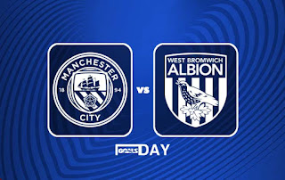 Manchester City vs West Brom – Highlights