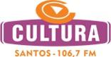 Rádio Cultura FM 106,7 de Santos SP