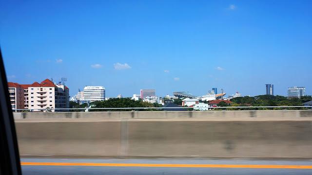 Изображение пригорода Бангкока