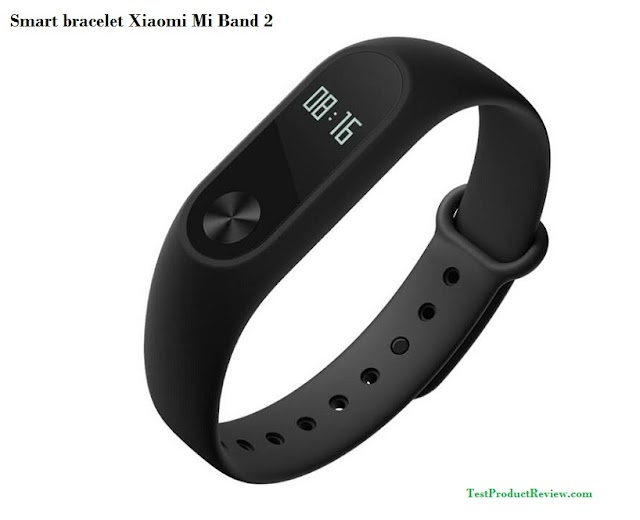 Smart bracelet Xiaomi Mi Band 2 consumer video test and overview