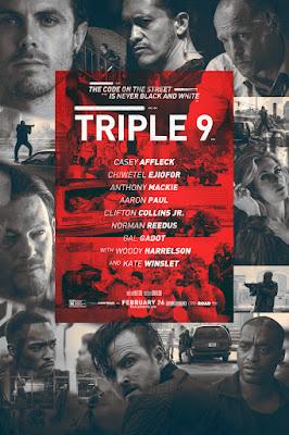 Triple 9 Poster
