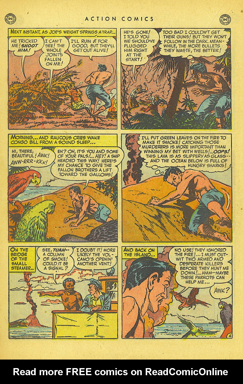 Read online Action Comics (1938) comic -  Issue #150 - 25
