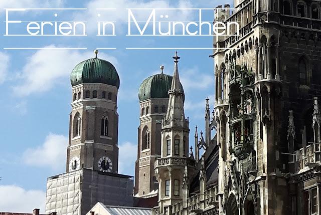 Sommer in der Stadt: Mein schönster Fleck in München….