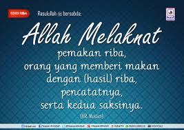 Makalah Riba dalam Pandangan Islam