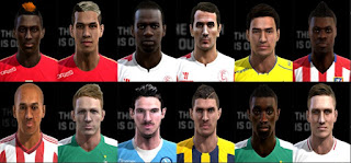 Facepack V15 Pes 2013 By Pablobyk