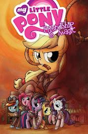 MLP Paperback #7 Comic