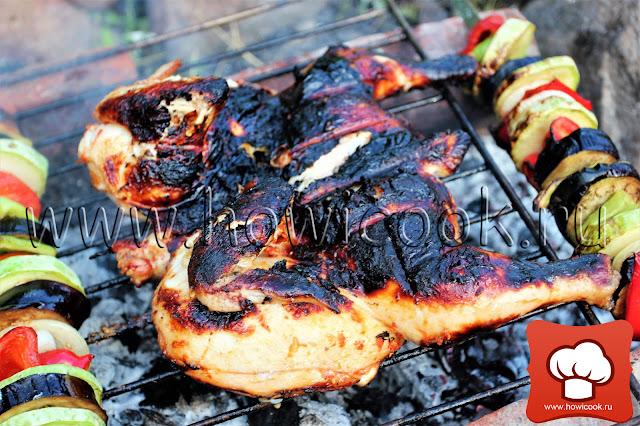 рецепт курицы пири-пири