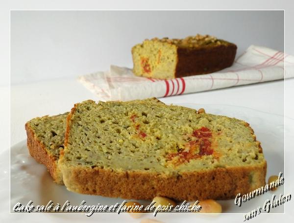 http://gourmandesansgluten.blogspot.fr/2014/03/cake-sale-laubergine-et-la-farine-de.html