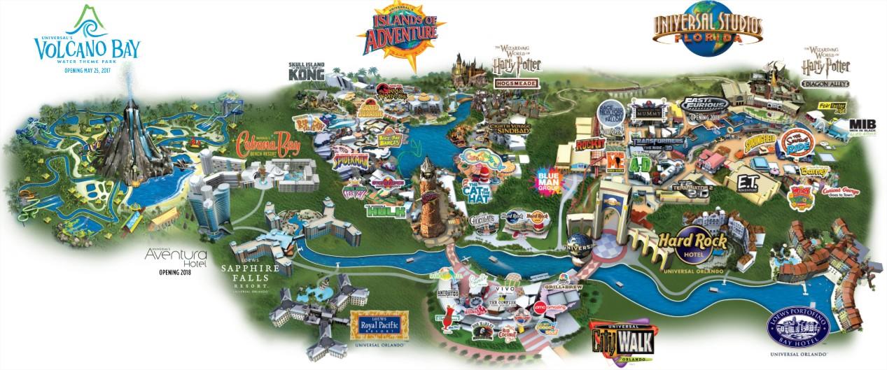 Hoteles Universal Orlando