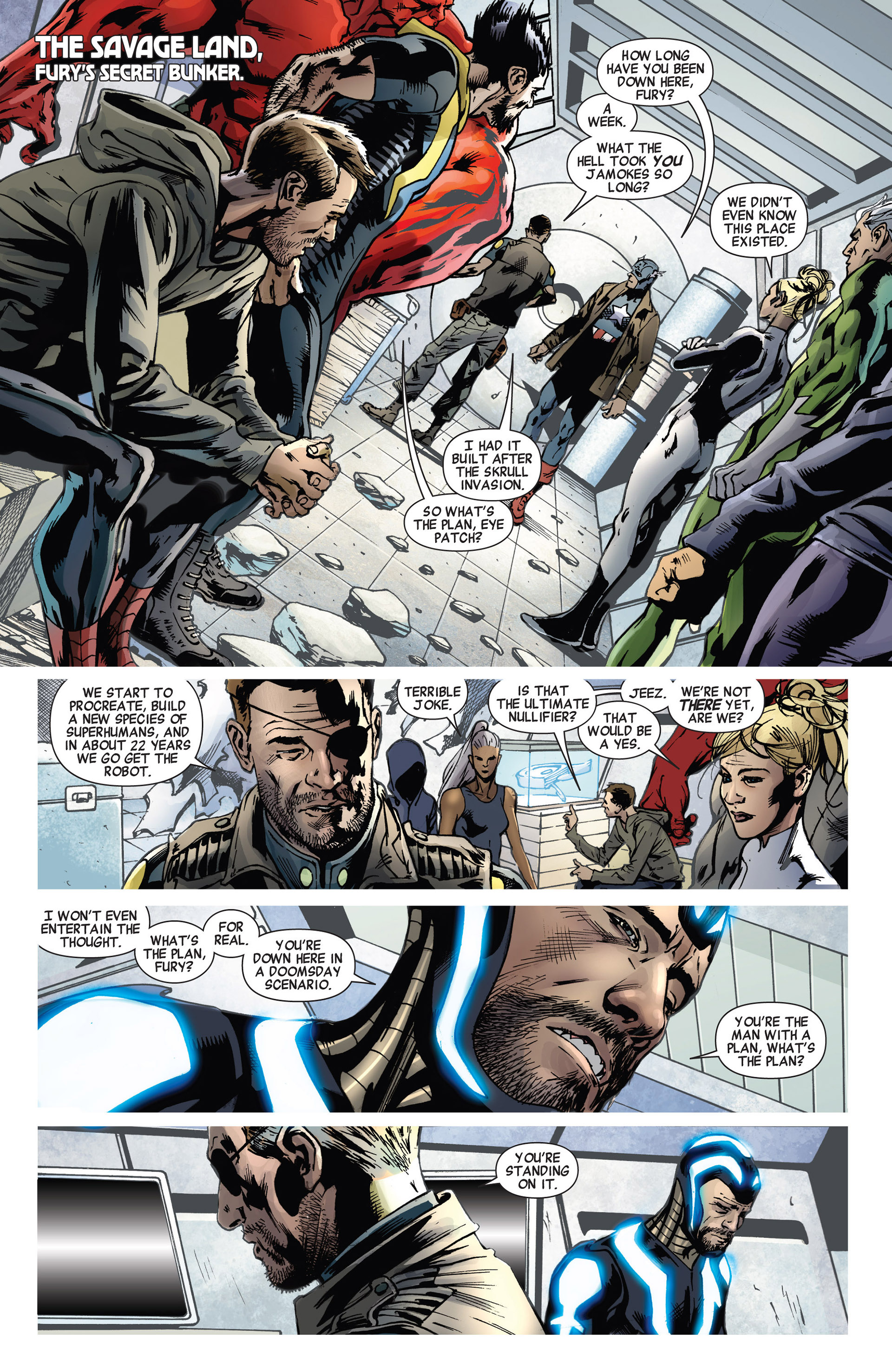 Read online Age of Ultron comic -  Issue #5 - 12