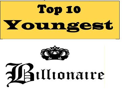 Top 10 Milyarder termuda di Dunia 2012