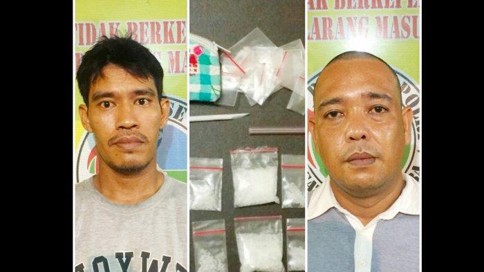 Direktorat Tindak Pidana Narkoba Bareskim Menangkap 2 oknum anggota Polri