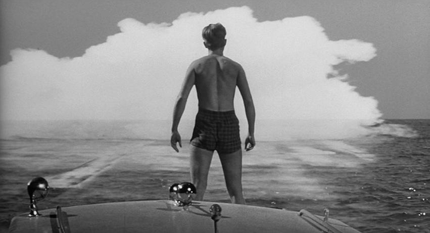 Cinemosaic The Incredible Shrinking Man 1957