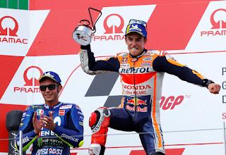 MOTO GP - Marc Márquez gran dominador del GP de Alemania