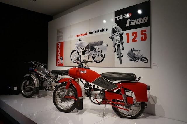 moto Taon - Derny Motors  - 1955 1957 Roger Tallon