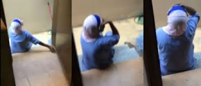 إمرأة ثرية تضع كاميرا لمراقبه الخادمة لتكتشف كارثه ما كانت في الحسبان ابداً ! إحذروا..