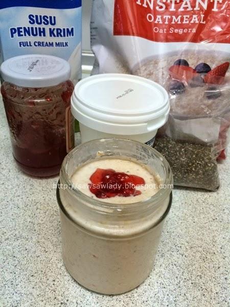 5 Cara Membuat Quaker Oatmeal untuk Diet