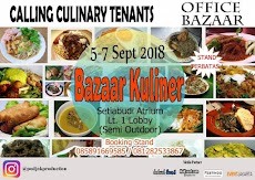 Info Bazar Kuliner Setiabudi Jakarta 2018