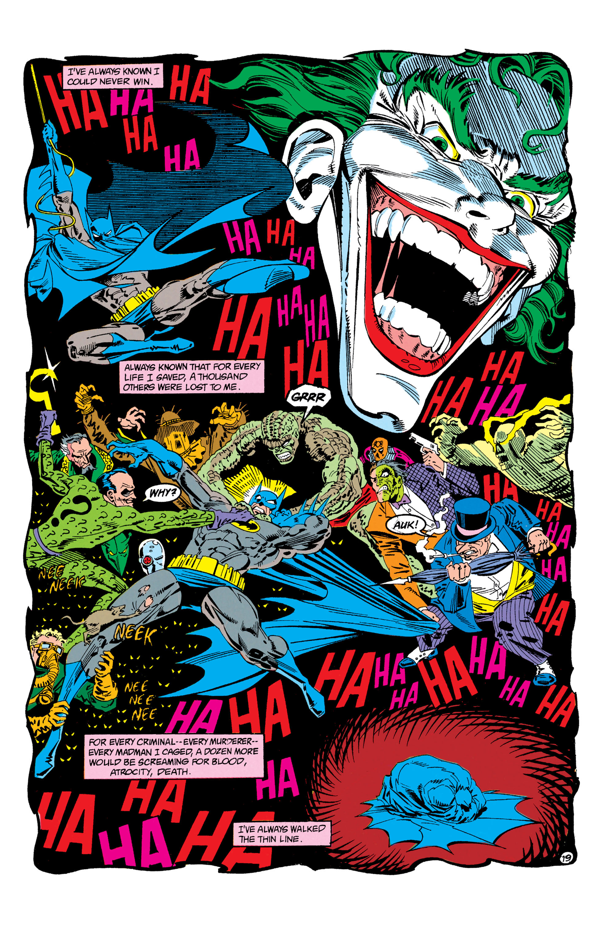 Detective Comics (1937) 606 Page 19