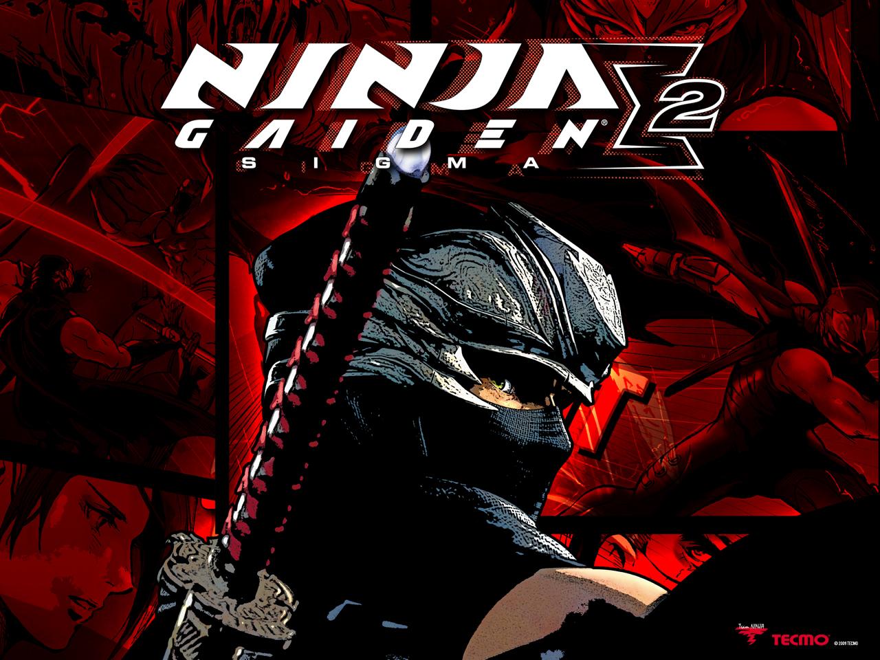 Ninja Gaiden HD Wide Screen Wallpaper S