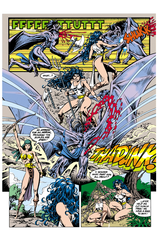 Read online Wonder Woman (1987) comic -  Issue #92 - 18