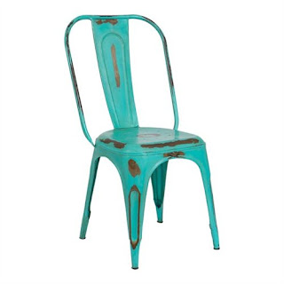 silla verde, silla forja verde, silla antic forja, silla acabado verde, silla forja cocina, salon forja