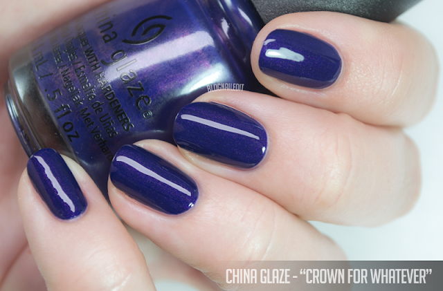 China Glaze - Crown for Whatever