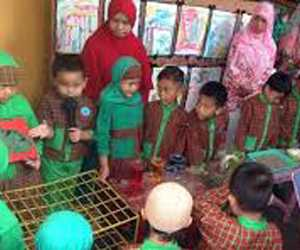 Lowongan Kerja Guru di TKIT Anak Soleh